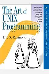 Art of UNIX Programming, The Kindle Edition