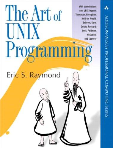 Art of UNIX Programming, The (English Edition)