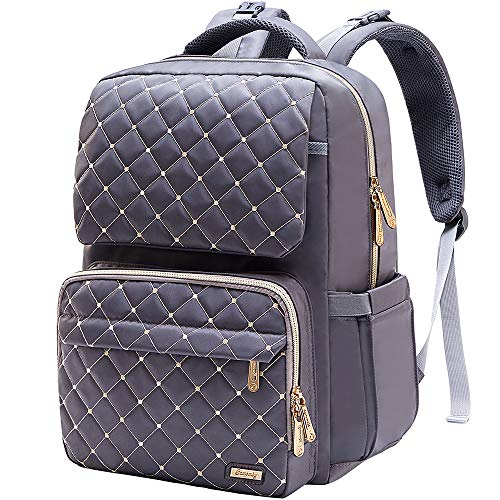 Diaper Bag Backpack, Bamomby Multi-Function Travel Backpack Bags,Registry Baby Shower Gifts (Gray)