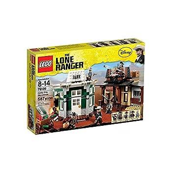 LEGO The Lone Ranger 79109  Colby City Showdown