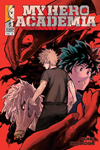 My Hero Academia, Vol. 10: All for One (Volume 10)