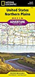 United States, Northern Plains (National Geographic Adventure Map, 3122)
