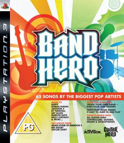 Band Hero - Game Only (PS3) [Importación inglesa]