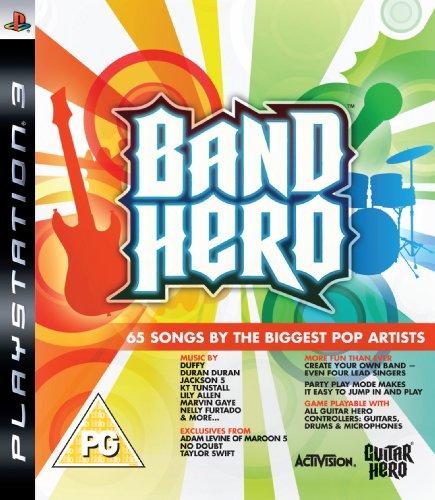 Band Hero - Game Only [Edizione: Regno Unito]