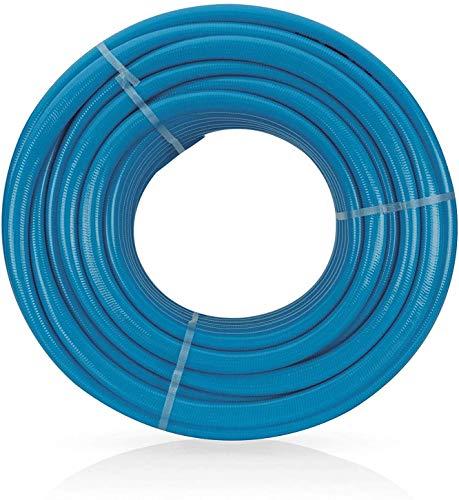 VITO Garden - 25 m PVC verstärkter Flexibel Gartenschlauch LongLIFE 25 mm   1