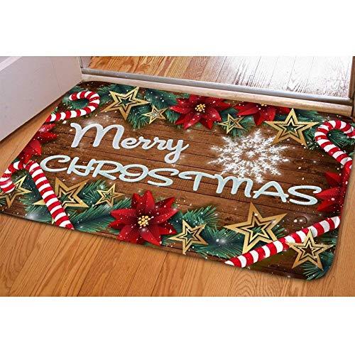 Felpudo Navidad Marca Nopersonality