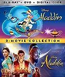 Aladdin (1992) / Aladdin (2019): 2-Movie Collection [USA] [Blu-ray]