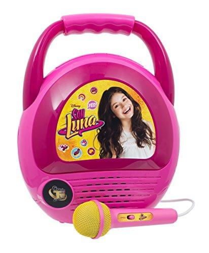 Giochi Preziosi Canta Tu/Soy Luna Karaoke, CTY00000
