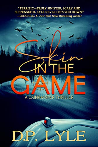 Skin in the Game (A Cain/Harper Thriller Book 1) (English Edition)