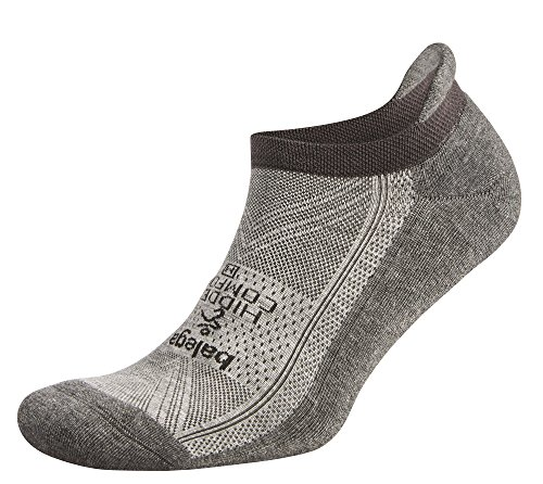 Balega Hidden Comfort, Mid Grey/Carbon, Large