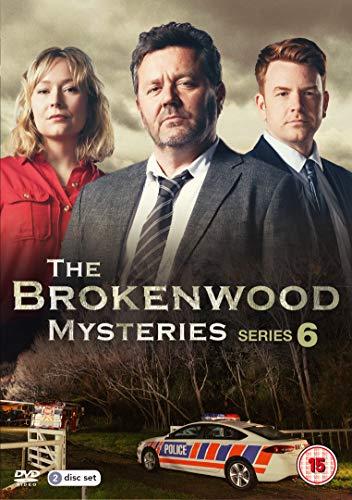 The Brokenwood Mysteries - Series 6 [DVD]