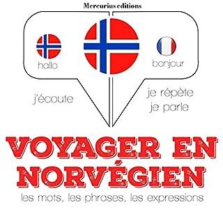Couverture de Voyager en norvégien, 300 mots phrases et expressions essentielles et les 100 verbes les plus courants