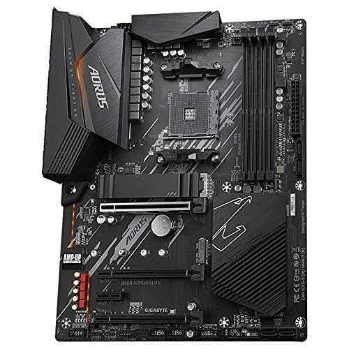 Shuang B550 AORUS ELITE Gaming Computer motherboard Desktop AM4 interfaz