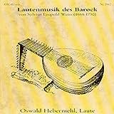 Lautenmusik des Barock - swald Hebermehl