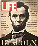 Life February 1991 Abraham Lincoln Cover Story, Mel Gibson Plays Hamlet, Famous Movie Kisses, Lee Atwater