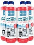 Entkalker Kaffeevollautomat & Kaffeemaschine universal einsetzbar - 4x 750ml
