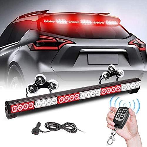 TeddyTT Emergency Strobe Firefighter Lights Bar Directional Traffic Advisor Warning Strobe Flash product image