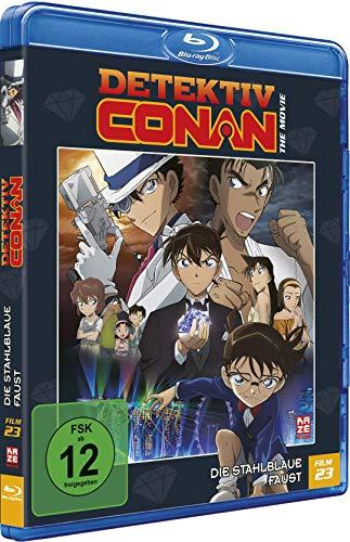 Detektiv Conan: Die stahlblaue Faust - 23. Film - [Blu-ray]