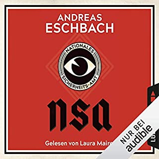 NSA - Nationales Sicherheits-Amt cover art