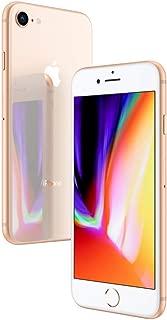 """iPhone 8 Apple Dourado com Tela de 4,7"""", 4G, 64 GB e Câmera de 12 MP"""