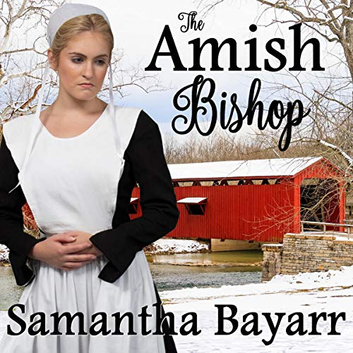 The Amish Bishop audiobook cover art