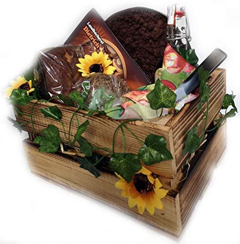 Erlbacher Landkiste V2 Kakaostreuselkuchen - handwerkliche Herstellung altbewährte Rezeptur - Tradition seit 1911 Landbäckerei Dietrich