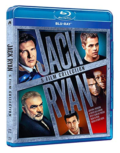 Jack Ryan Collection (5 Blu-Ray) [Italia] [Blu-ray]