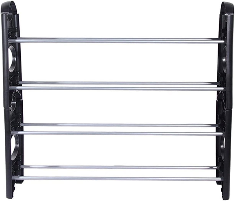 HBJKER Shoe Rack 10 6 Tiers Shelf Shoes Luxury goods 4 Import St