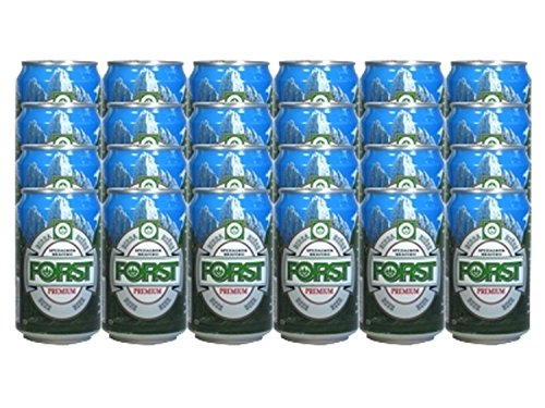 Birra Forst Premium Lattina 24 x 330 ml.