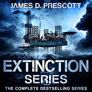 Extinction Series: The Complete Collection audiobook cover art