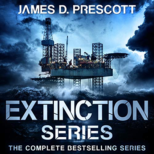 Extinction Series: The Complete Collection cover art
