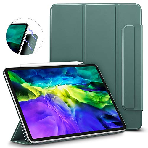 ESR Yippee Premium Magnetic Smart Case for iPad Pro 11, Cactus Green