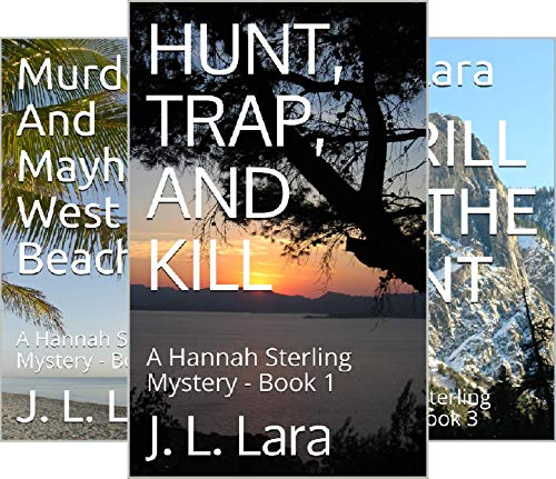 Hannah Sterling Mysteries (4 Book Series)