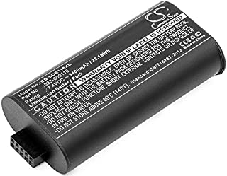 Battery Replacement for LOGITECH UE MegaBoom 533-000116 S-00147