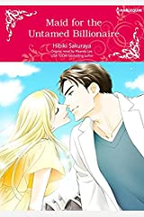 Maid For The Untamed Billionaire: Harlequin Comics Kindle Edition