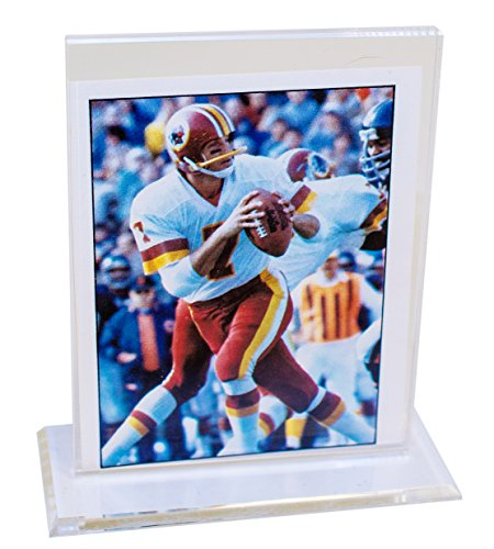 Better Display Cases Plexiglas Display Stand für Trading Cards (A032)