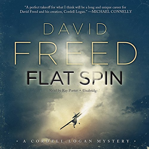 Flat Spin audiobook cover art