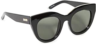 Le Specs Air Heart Toffee Tortoise Cat Eye Sunglasses Taille unique Tortoise