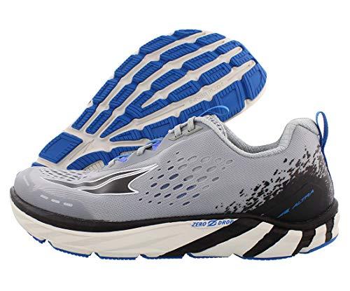 ALTRA Men's ALM1937F Torin 4 Road Running Shoe, Gray/Blue - 7 M US