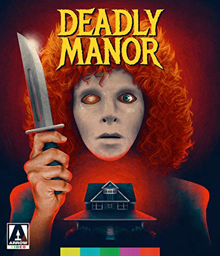 Deadly Manor [Blu-ray]