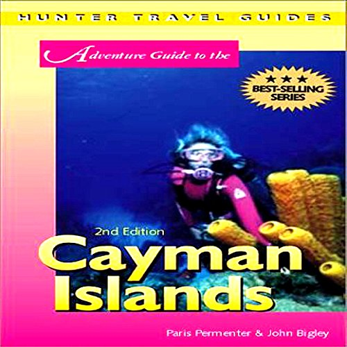 Cayman Islands Adventure Guide audiobook cover art