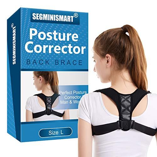 Haltungskorrektor für Männer und Frauen,Haltungskorrektur,Rücken Geradehalter,Verstellbare Haltungskorrektur,Verbessert die Haltungslinderung