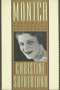 Hardcover Monica: Heroine of the Danish Resistance [German] Book
