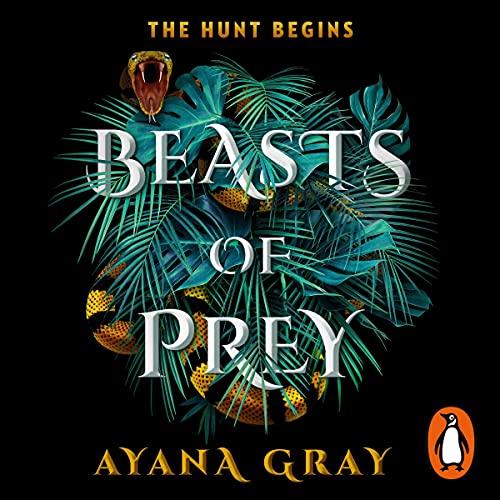 Beasts of Prey cover art
