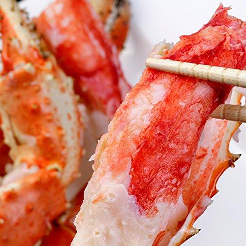 天然 本 タラバガニ 3L〜4Lサイズ 脚 3肩前後 選別品 ギフト対応 たらば蟹 約3kg