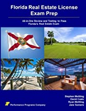 Florida Real Estate License Exam Prep: All-in-One Review and Testing To Pass Florida's Pearson Vue Real Estate Exam