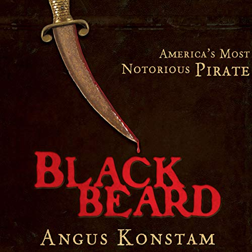 Blackbeard cover art