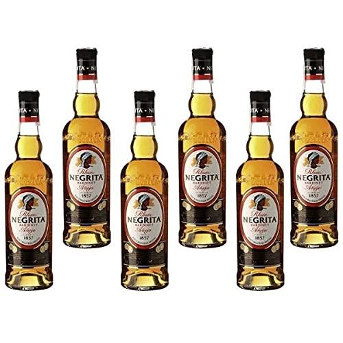 Ron Negrita - Caja de 6 botellas de 70 cl