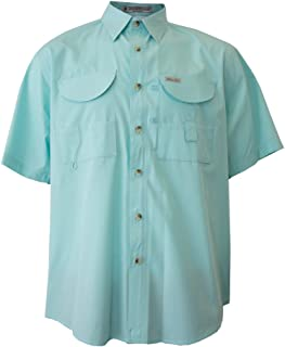 Men's Fishing Shirt Short Sleeves