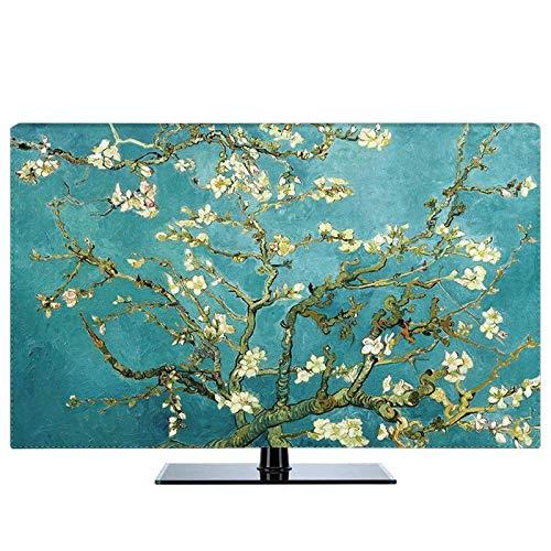 SAMZO Cubierta interior de la TV protectora para la televisión todo incluido protector de pantalla del diseño